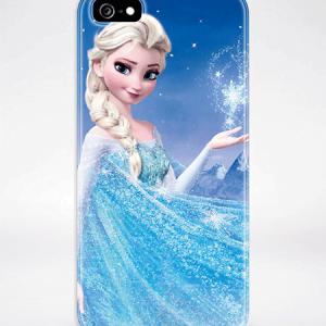 Capinha Frozen Elsa