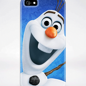 Capinha Frozen Olaf