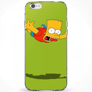 Capinha Bart Simpson