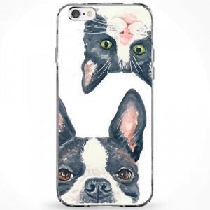 Capinha Cat And Dog Cool