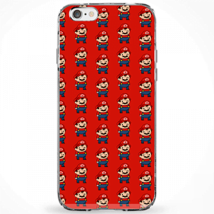 Capinha Mario Bros