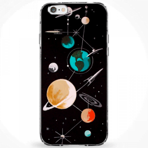 Capinha Coleção Planetas e Estrelas 6