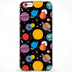 Capinha Coleção Planetas e Estrelas 17