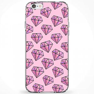 Capinha Diamantes Rosas