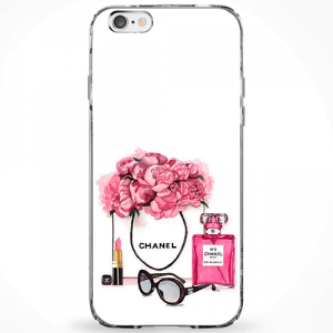 Capinha Flowers Chanel 2