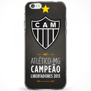 Capinha Time Futebol Atlético Mineiro