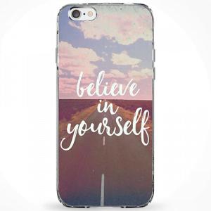 Capinha Believe in Yourself