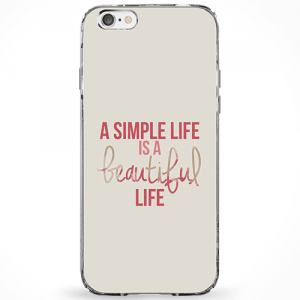 Capinha Simple Life