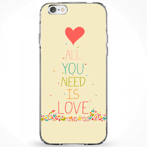 Capinha All You Need Is Love