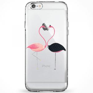 Capinha Flamingos Love