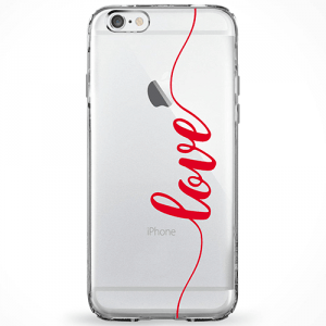 Capinha Love Red