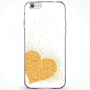 Capinha Golden Heart