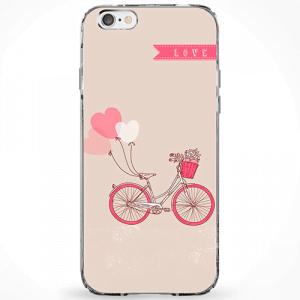 Capinha Bike Love