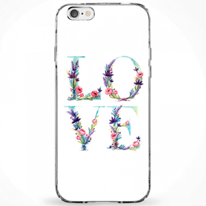 Capinha Love Flores