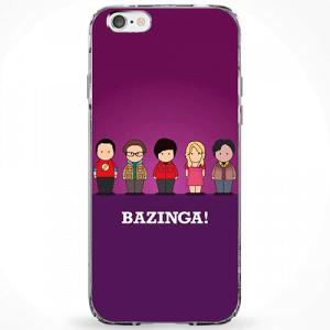 Capinha Coleção The Big Bang Theory 1