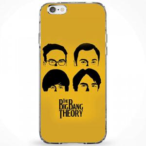 Capinha Coleção The Big Bang Theory 2