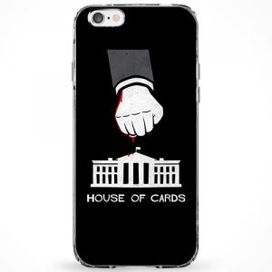 Capinha Coleção House Of Cards 8
