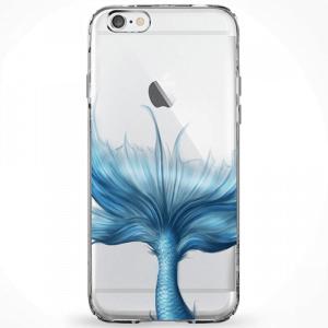 Capinha Calda Sereia Azul