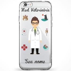 Capinha Profissões Medicina Veterinária
