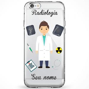 Capinha Profissões Radiologia