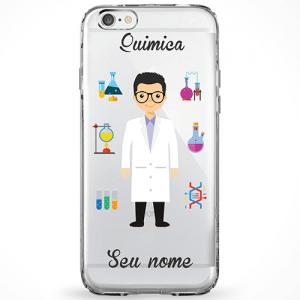 Capinha Profissões Quimica