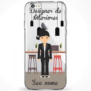 Capinha Profissões Designer de Interiores