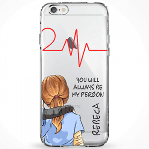 Capinha Grey's Anatomy Best Friends 2