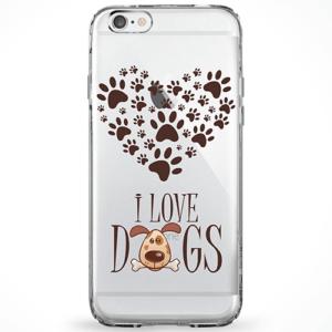 Capinha I Love Dogs