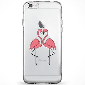 Capinha Casal de Flamingos