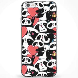 Capinha Panda Love