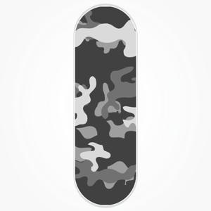 Gripics Camuflagem Cinza