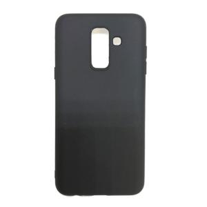 Capinha Slim Fosca Samsung Galaxy A6 Plus / J8