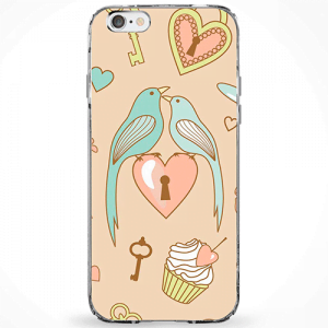 Capinha Love Birds 2