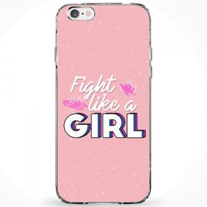 Capinha Fight Like a Girl