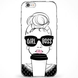 Capinha Girl Boss