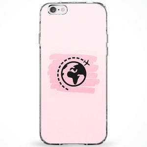 Capinha Mundo rosa