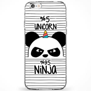 Capinha Unicornio Ninja