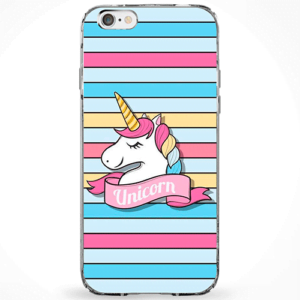 Capinha Unicorn Colors
