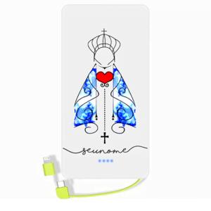 Carregador portatil personalizado com nome – 10