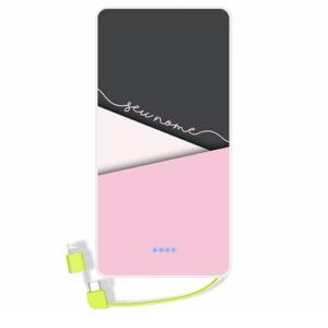 Carregador portatil personalizado com nome – 95