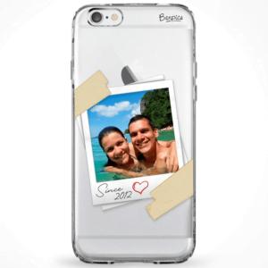 Capinha personalizada com foto – Polaroid