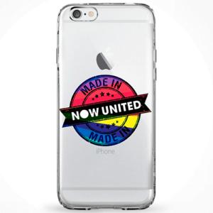 Capinha Coleção Now United 2