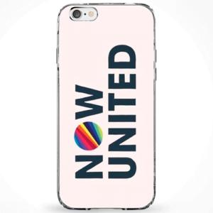 Capinha Coleção Now United 5