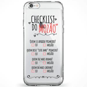 Capinha coleção namorados checklist