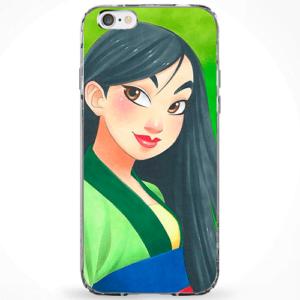 Coleção Princesa Mulan