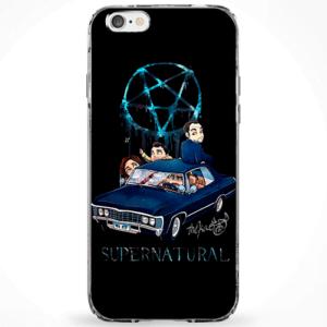 Capinha Coleção Supernatural 15