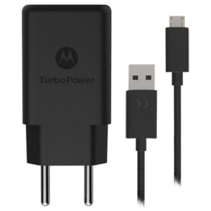 Kit carregador turbo original – Motorola