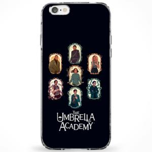 Capinha The Umbrella Academy 5
