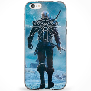 Capinha The Witcher 3